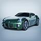 Vray Ready Pontiac Solstice Car - 3DOcean Item for Sale