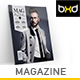 Magazine Template - InDesign 24 Page Layout V12 - GraphicRiver Item for Sale