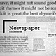 Newspaper Slideshow - VideoHive Item for Sale