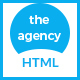 The Agency - HTML5 Template for Corporate Agency - ThemeForest Item for Sale