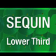 Sequin Lower Third Pack - VideoHive Item for Sale