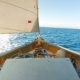 Boat Sailing the Caribbean Sea - VideoHive Item for Sale