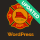 Fire Department - FD Station and Security WordPress Theme - ThemeForest Item for Sale