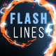 Flash Energy Lines - VideoHive Item for Sale