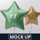 Star Balloon Mockup - GraphicRiver Item for Sale