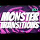 Monster Transitions SVG - CodeCanyon Item for Sale