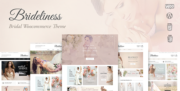 Review: Brideliness - Wedding Shop WordPress WooCommerce Theme free download Review: Brideliness - Wedding Shop WordPress WooCommerce Theme nulled Review: Brideliness - Wedding Shop WordPress WooCommerce Theme