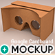 Google Cardboard Mockup - GraphicRiver Item for Sale