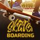 Skateboarding Community & Store WordPress Theme - ThemeForest Item for Sale