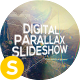 Digital Parallax Slideshow - VideoHive Item for Sale