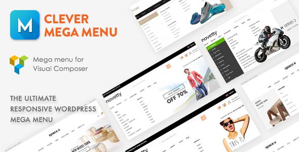Clever Mega Menu for WPBakery Page Builder Download