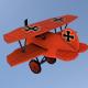 Airplane Cartoon - 3DOcean Item for Sale