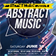 Abstract Music Template Bundle - GraphicRiver Item for Sale