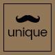 Unique - Barber Shop landing page PSD - ThemeForest Item for Sale