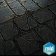 Ground Stone Tile - 3DOcean Item for Sale