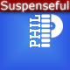 Suspenseful