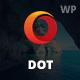 Dot Blog Pro - Creative WordPress Theme For Bloggers - ThemeForest Item for Sale