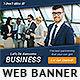 Corporate Web Banner Design Template 71 - Lite - GraphicRiver Item for Sale