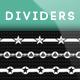 Dividers - Photoshop Shapes [Vol.02] - GraphicRiver Item for Sale
