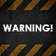Warning! Construction - GraphicRiver Item for Sale
