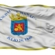 Managua City Isolated Waving Flag - VideoHive Item for Sale