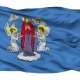 Minsk City Isolated Waving Flag - VideoHive Item for Sale