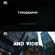 Typography Opener - VideoHive Item for Sale