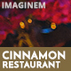 Cinnamon Restaurant Theme for WordPress - ThemeForest Item for Sale
