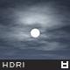 High Resolution Night Sky HDRi Map 003