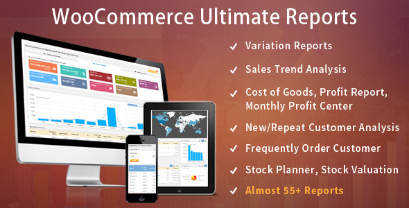 WooCommerce Ultimate Reports Download