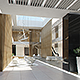 Lobby Hall Foyer Office commercial business scene interior (Render Ready) - 3DOcean Item for Sale