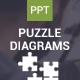 Puzzle Diagram - Powerpoint - GraphicRiver Item for Sale