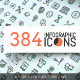 768 Infographic Icons Pack - GraphicRiver Item for Sale