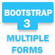 Responsive HTML5 Forms with Bootstrap 3 - CodeCanyon Item for Sale