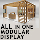 ALL IN ONE - MODULAR DISPLAY PACK - 3DOcean Item for Sale