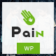 Pain - Charity & Nonprofit WordPress Theme - ThemeForest Item for Sale