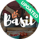 Basil | Cooking Classes and Workshops WordPress Theme - ThemeForest Item for Sale