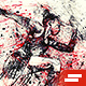 Gif Animated Ink Scribbles Photoshop Action - GraphicRiver Item for Sale