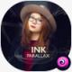 Ink Parallax