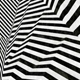 Illusion Black and White Stripes - VideoHive Item for Sale