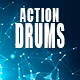 Epic Action Stomp Drums Logo