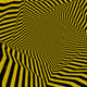 Illusion Yellow and Black Stripes - VideoHive Item for Sale