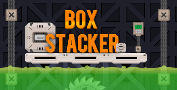 Box Stacker - HTML5 Puzzle Game Download