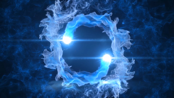 Krakatoa Particle Logo