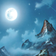 Arctic Moon - VideoHive Item for Sale