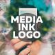 Media Ink Logo - VideoHive Item for Sale