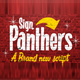 Sign Panthers Brush Script Vintage - GraphicRiver Item for Sale