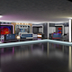 3d Virtual TV Studio News Set 16 - 3DOcean Item for Sale
