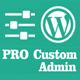Pro Custom Admin - CodeCanyon Item for Sale