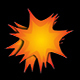 Tannerite Explosion 02